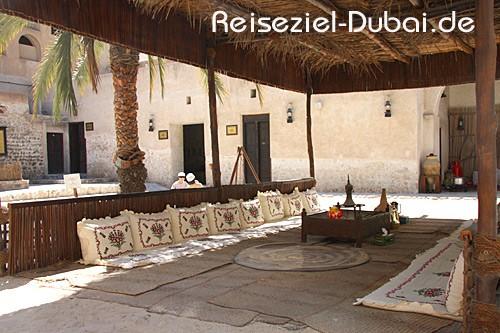 heritage house | dubai reisen | dubai informationen, Wohnzimmer